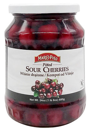Marco Polo Pitted Sour Cherries