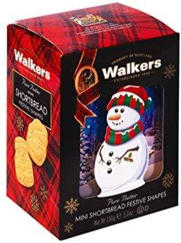 Walkers Mini Festive Shapes