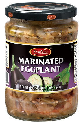 Zergut Marinated Eggplant