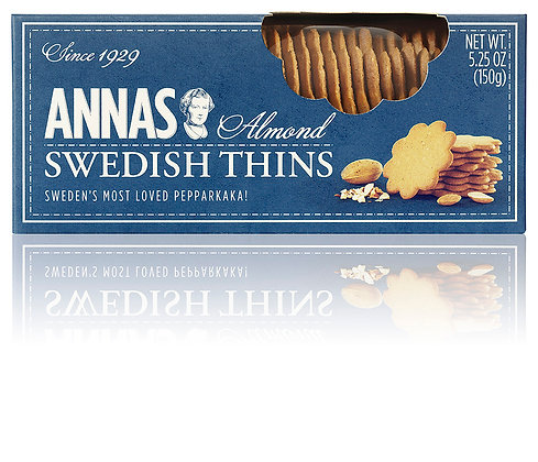 Anna's Swedish Almond Thins