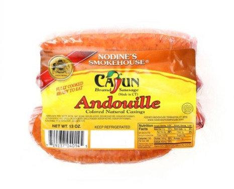 Nodine's Andouille Sausage