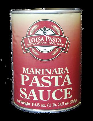 Lotsa Pasta Marinara Sauce
