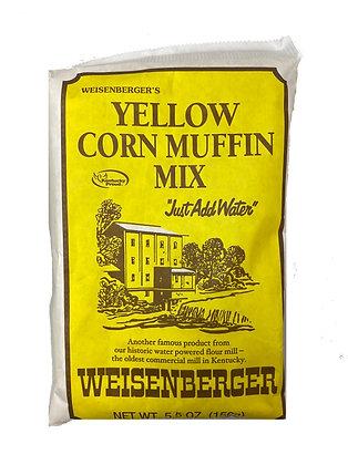 Weisenberger Yellow Corn Muffin Mix