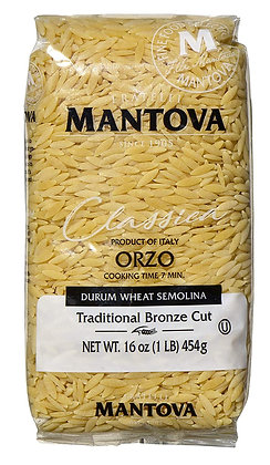 Mantova Bronze Cut Orzo