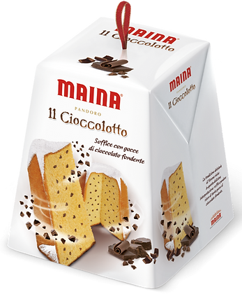 Maina Chocolate Chip Pandoro