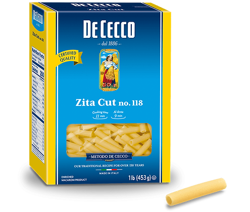 DeCecco Ziti Cut #118