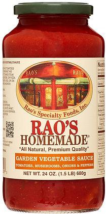 Rao's Garden Vegetable Sauce