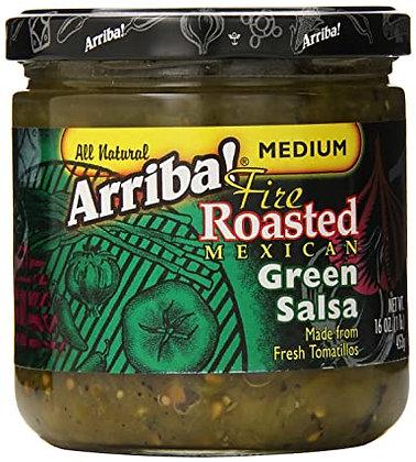 Arriba Medium Green Salsa