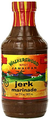 Walkerswood Spicy Jerk Marinade