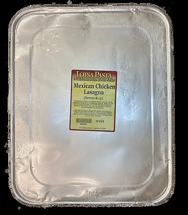 Mexican Chicken Lasagna (large)