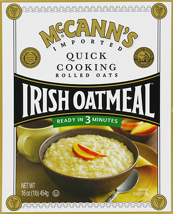 McCann's Irish Rolled Oats