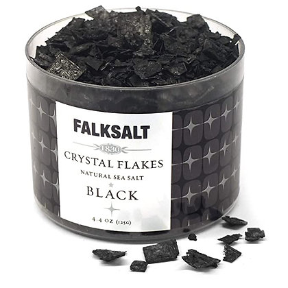 Falksalt Black Salt Flakes