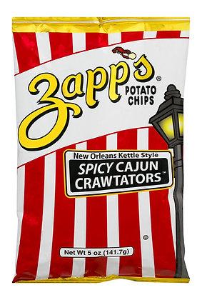 Zapp's Spicy Cajun Crawtators (5 oz)