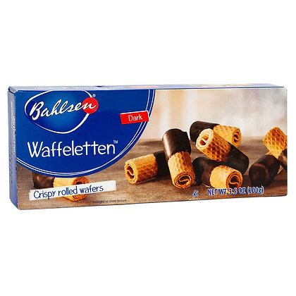 Bahlsen Dark Chocolate Waffeletten