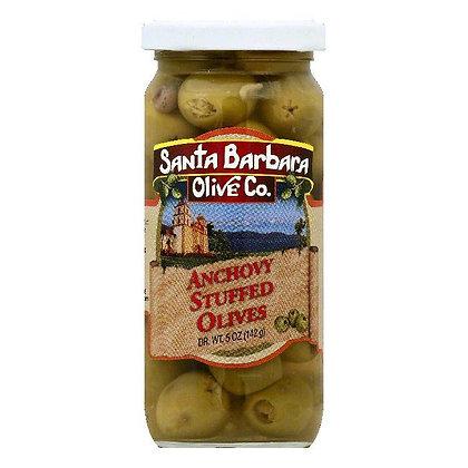 Santa Barbara Anchovy Stuffed Olives