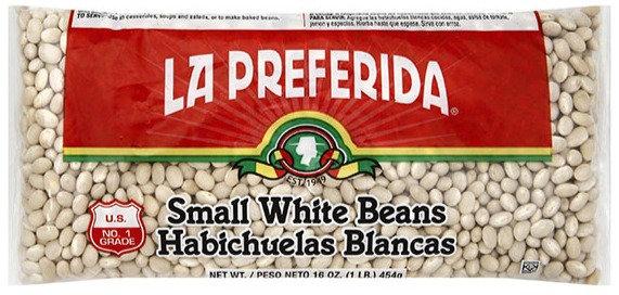 La Preferida Small White Beans (dried)
