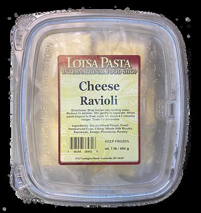 Cheese Ravioli