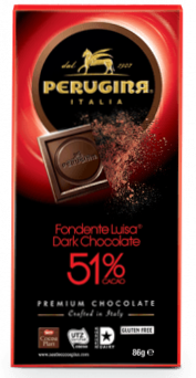 Perugina 51% Dark Chocolate Bar