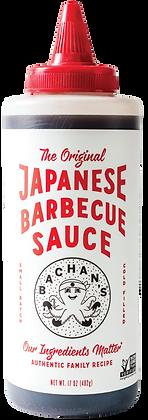 Bachan's Original Japanese Barbeque Sauce