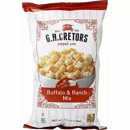 GH Cretors Buffalo Ranch Popcorn