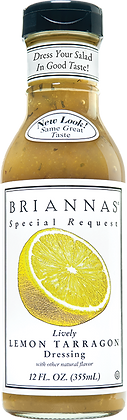 Brianna's Lemon Tarragon