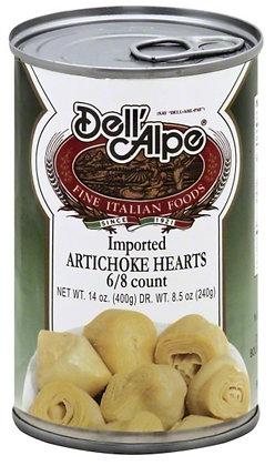 Dell 'Alpe Artichoke Hearts