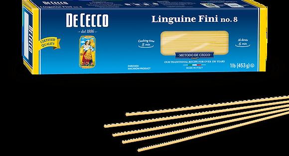 DeCecco Linguine Fini #8