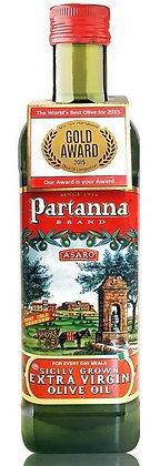 Partanna Extra Virgin Olive Oil (1 Liter)