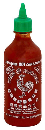 Sriracha Hot Chili Sauce (17 oz)