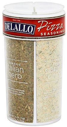 Delallo Pizza Seasoning (4 Blends)