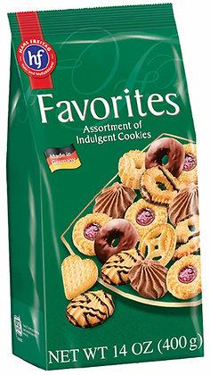 Hans Freitag Favorites Cookies