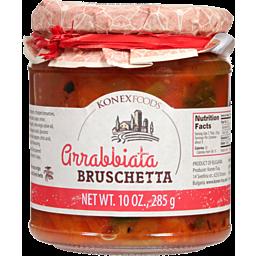 Konex Foods Arrabbiata Bruschetta
