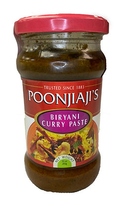 Poonjiajis Biryani Curry Paste