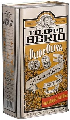 Berio Olive Oil (3L Tin)