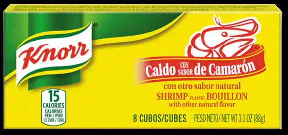 Knorr Shrimp Bouillon (8-ct)