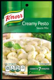 Knorr Creamy Pesto