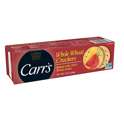 Carr's Whole Wheat Table Water Crackers