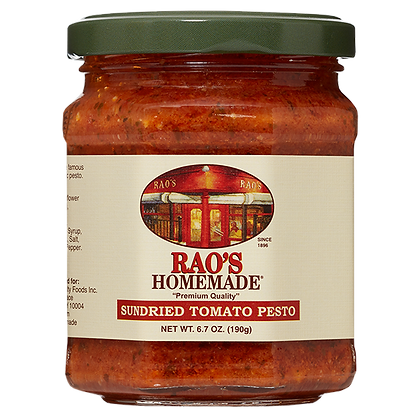 Rao's Sun-dried Tomato Pesto