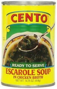 Cento Escarole Soup