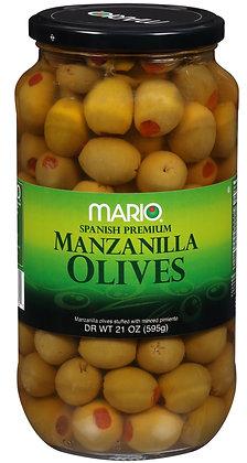 Mario Manzanilla Olives