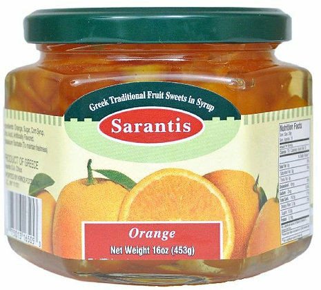 Sarantis Orange Preserves