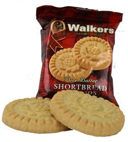 Walkers Shortbread Rounds (1.2 oz)