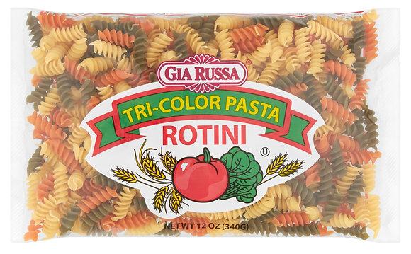 Gia Russa Tri-color Rotini