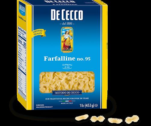 DeCecco Farfalline #95