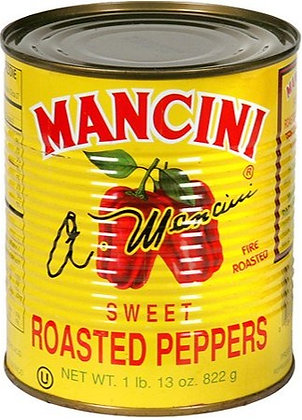 Mancini Sweet Roasted Red Peppers