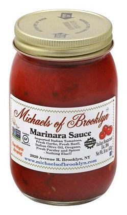 Michael's of Brooklyn Marinara Sauce (16 oz)
