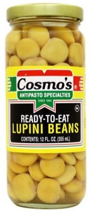 Cosmo's Lupini Beans (12 oz)