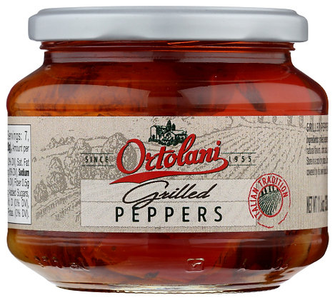 Ortolani Grilled Peppers