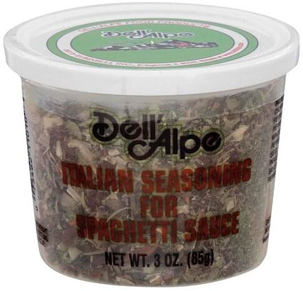 Dell 'Alpe Italian Seasoning for Spaghetti