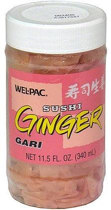 Wel Pac Sushi Ginger